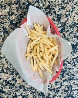 French Fries (shoestring)
